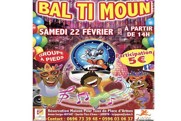 Bal ti moun