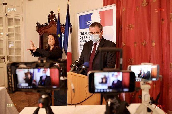 Face à la « recrudescence de l'épidémie de coronavirus », la « situation est préoccupante » estime le préfet de La Réunion
