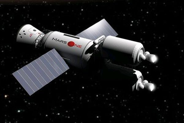 expedition mars one
