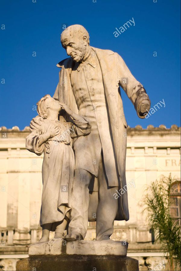 Statue de Victor Schoelcher