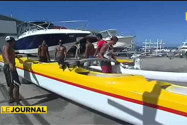 Hawaiki nui vaa : Shell vise le podium