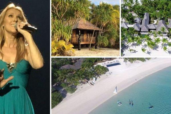 Céline Dion à Nukutepipi