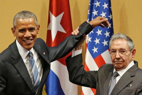 Barack Obama à Cuba