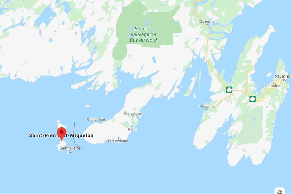 Coronavirus : 1er cas à Saint-Pierre et Miquelon - Polynésie la 1ère