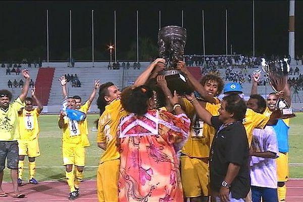 JDS Coupe de Calédonie football