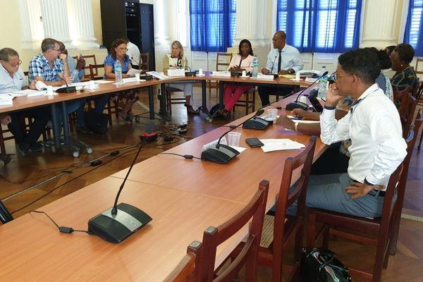 Fin des auditions pour la commission d'enquête parlementaire sur le chlordécone
