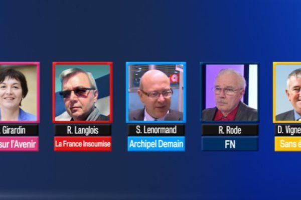 A Saint-Pierre et Miquelon, 5 candidats en lice pour les législatives