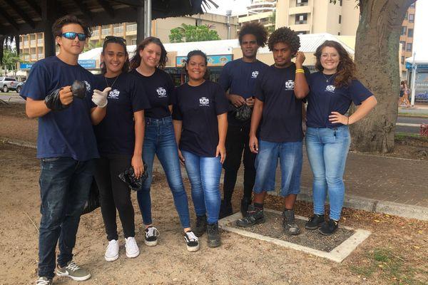 Brigade citoyenne Anse-Vata