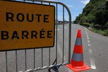 La Route du littoral totalement fermée ce jeudi de 11h30 à 12h30 pour des travaux urgents de purge.
