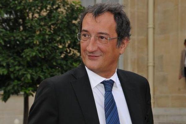 François Lamy, ministre délégué à la ville, à La Réunion les 23 et 24 janvier
