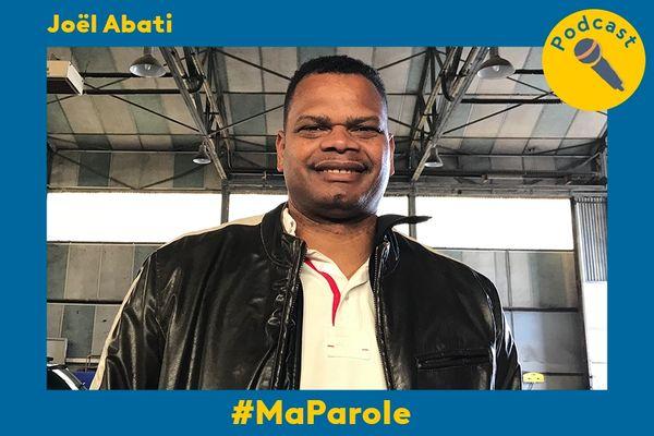 Joël Abati #MaParole