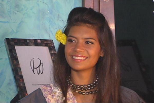 Vaimiti : suis-je vraiment Miss Tahiti?