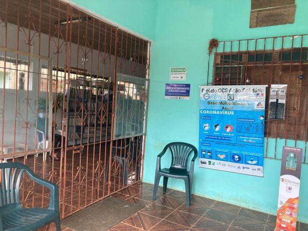 Le siège de DPAC Fronteira à Oiapoqué