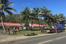 L'accident s'est produit devant l'école Les Coccinelles