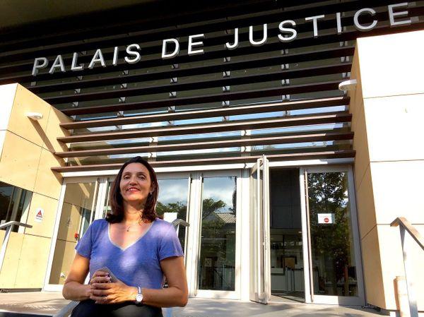 Valérie Lebreton tribunal st pierre