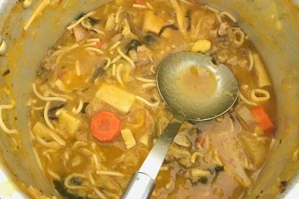 soupe au Giraumon