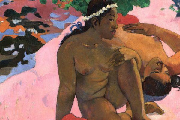 Gauguin exposé au Grand Palais