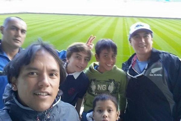 Marama Vahirua envoie deux jeunes Tahitiens au FC Nantes