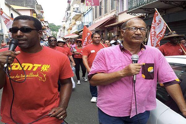 Manifestation avec le soutien de la CDMT