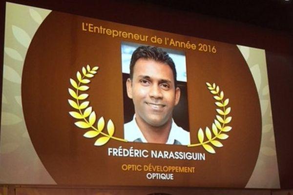 Frédéric Narassiguin Técoma Award 2016