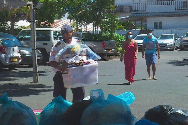Dons Fidji Croix Rouge