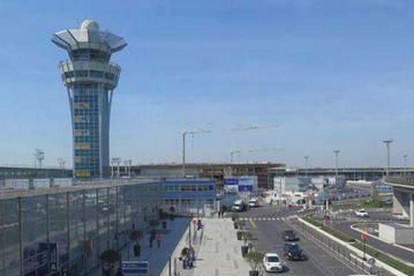 Le nouvel aéroport d'Orly