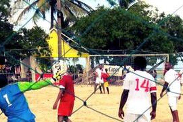 Beach Soccer : Les guadeloupéens s'envolent pour Le Salvador