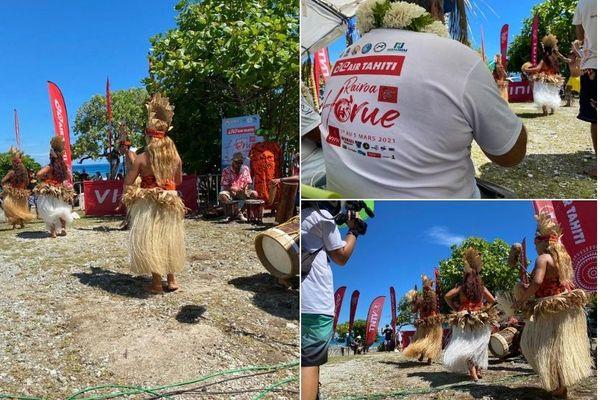 cérémonie Air Tahiti Rairoa Horue