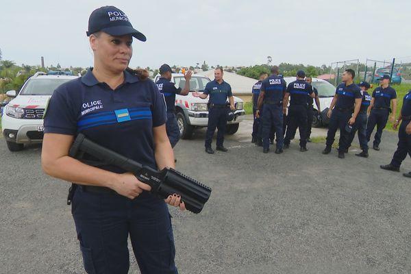 Dumbéa équipe ses policiers municipaux de Flash-Ball