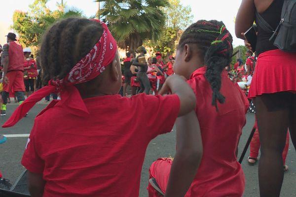 enfants et carnaval