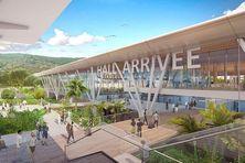 Un vaste chantier va commencer à l'aéroport Roland Garros, à Saint-Denis, fin septembre.