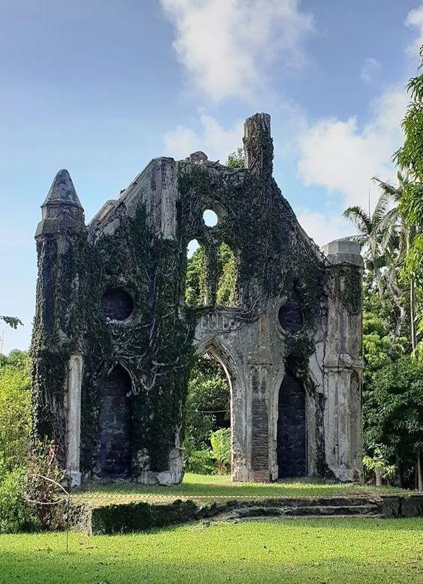 Chapelle du domaine de Bel-Air à Sainte-Suzanne