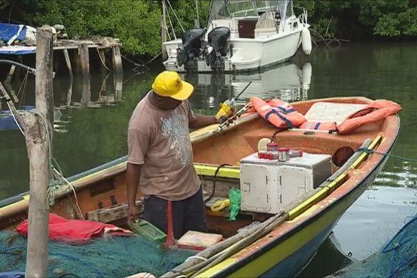 mer sécurité pêcheur bâteau