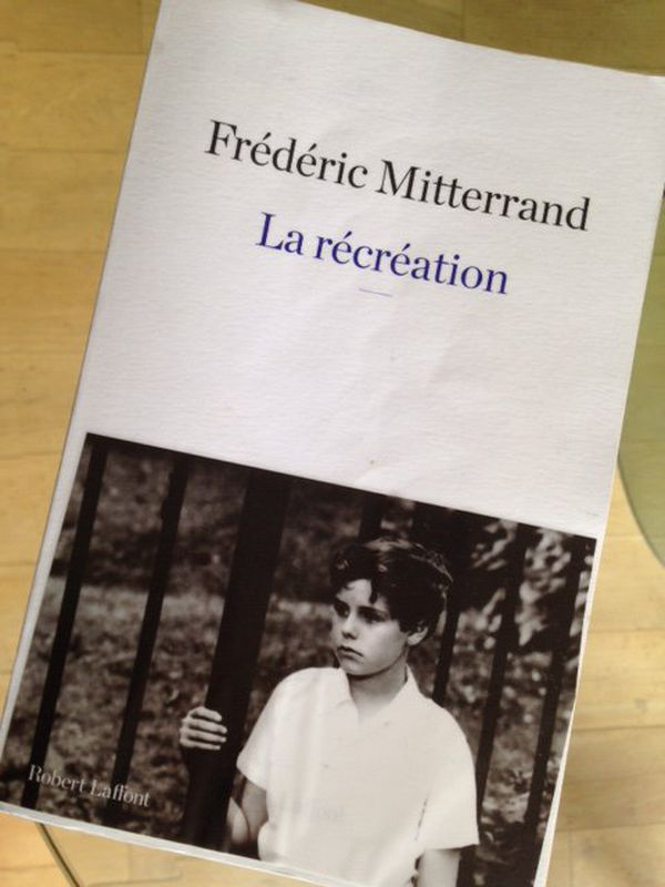 La récréation F Mitterrand
