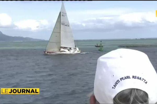 Tahiti Pearl Regatta : Arearea, un voilier qui a le vent en poupe