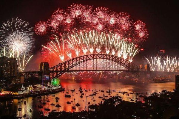 Nouvel An : Sydney maintient son feu d'artifice en dépit des protestations