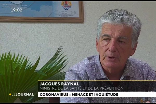 Coronavirus : « cette épidémie n'a pas un caractère international » estime Jacques Raynal