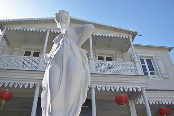 façade Villa de la Région