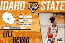La Réunionnaise Aurélie Bevao recrutée en championnat NCAA aux Etats-Unis.