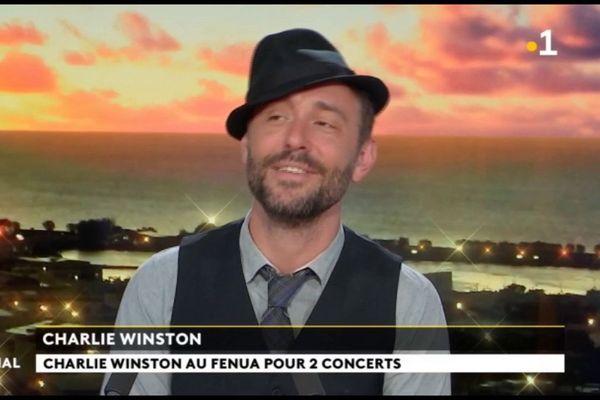 Deux concerts pour Charlie Winston à Tahiti