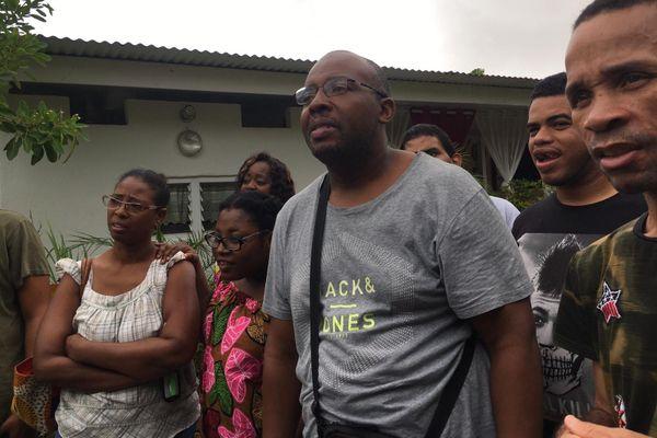 membres de l'ADAPEI Guyane