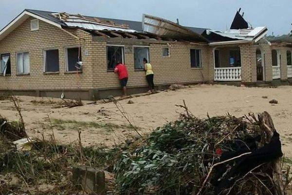 Tonga cyclone Harold