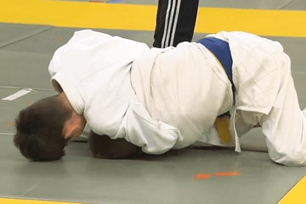 Compétition de Noel sur le tatami