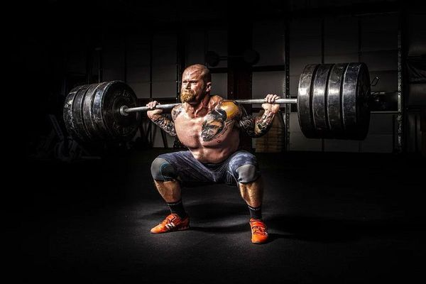 Bodybuilder culturisme