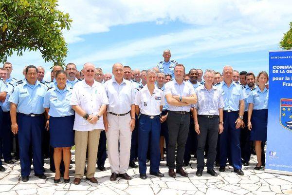 Réunion annuelle des commandants d'unités de gendarmerie