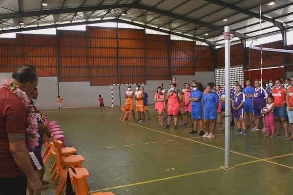 tournoi de volleyball ua pou