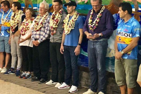 Ronde tahitienne : les premiers participants sont arrivés