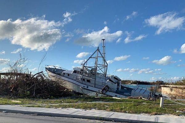 Bahamas l'après cyclone