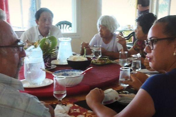 Un restaurant vietnamien à la disposition des chinois