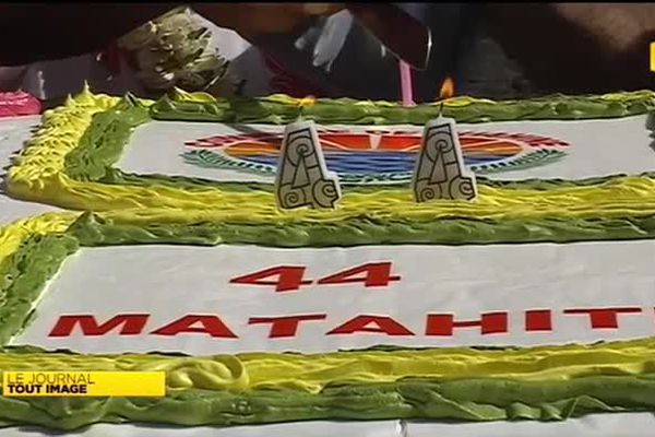 Huahine : La belle souffle ses 44 bougies
